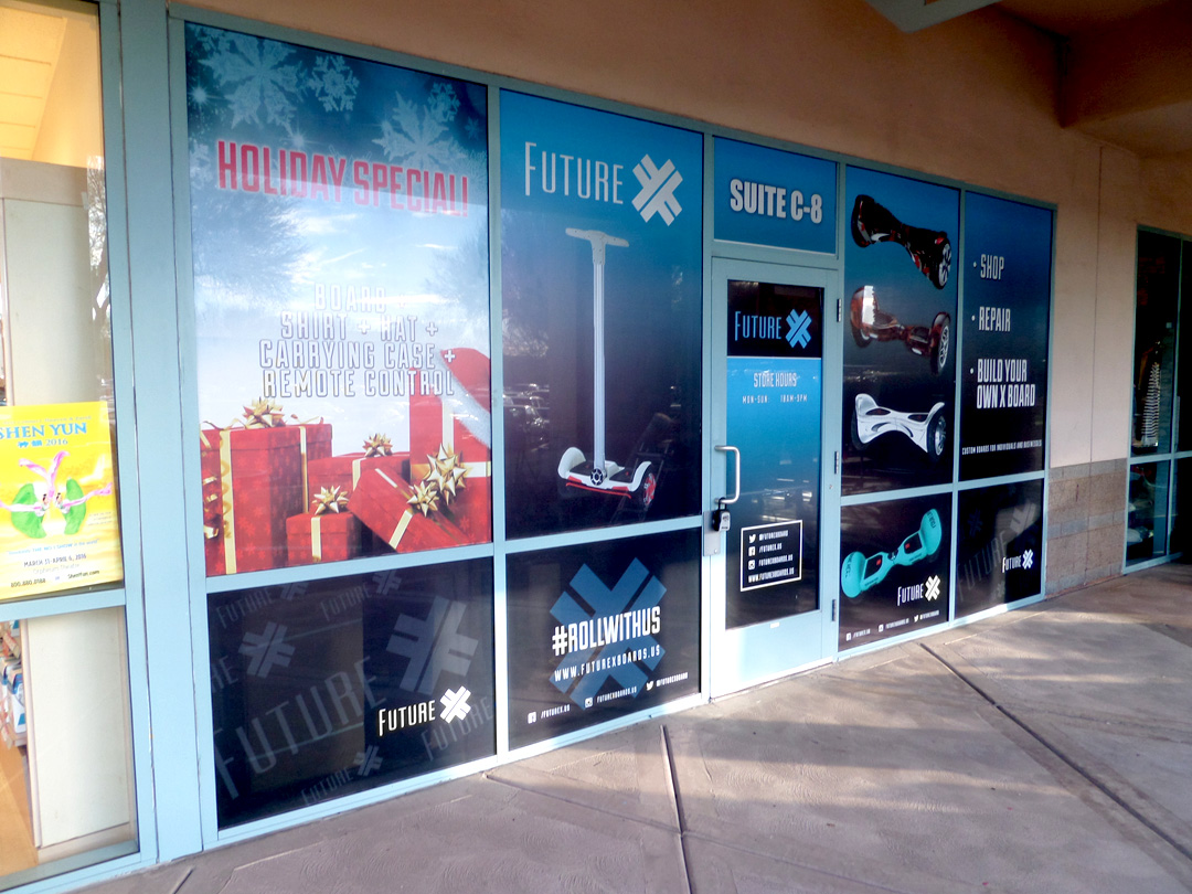 Window graphics printing phoenix az window graphics full color